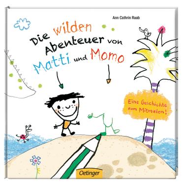 Die wilden Abenteuer von Matti und Momo, 9783789108853