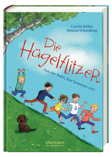 Die Hügelflitzer, 9783770700998