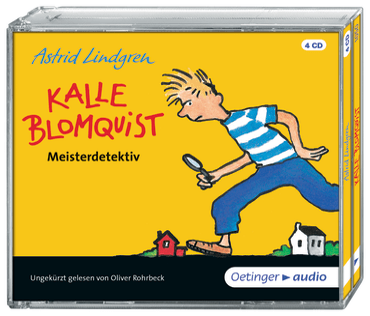 Kalle Blomquist Meisterdetektiv, 9783837310504