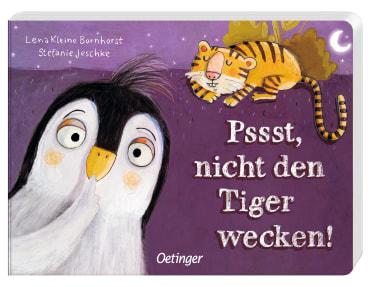 Pssst, nicht den Tiger wecken!, 9783789109805