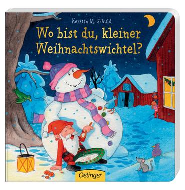 Wo bist du, kleiner Weihnachtswichtel?, 9783789109232