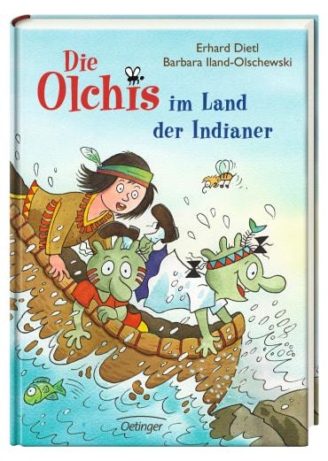 Die Olchis im Land der Indianer, 9783789109485