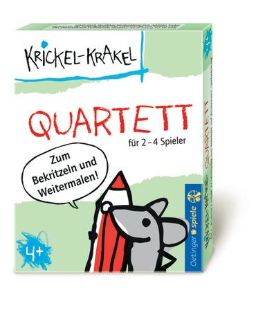 Krickel-Krakel Quartett, 4260160893331