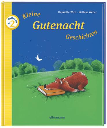 Kleine Gutenacht-Geschichten zum Vorlesen, 9783770739608