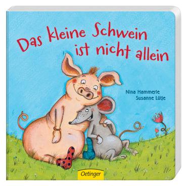 Das kleine Schwein ist nicht allein, 9783789179372