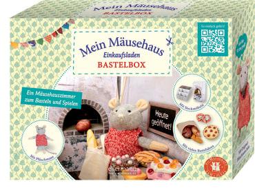 Mein Mäusehaus Einkaufsladen Bastelbox, 4260160880317