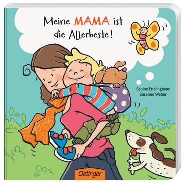 Meine Mama ist die Allerbeste!, 9783789178740