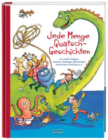 Jede Menge Quatsch-Geschichten, 9783789152023