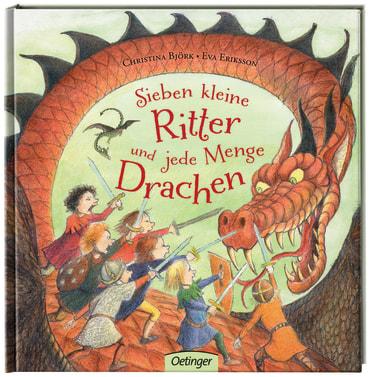 Sieben kleine Ritter und jede Menge Drachen, 9783789177828
