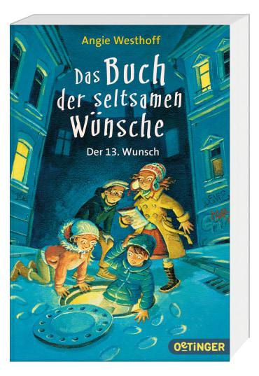 Das Buch der seltsamen Wünsche, 9783841504371