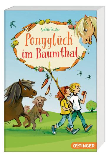 Ponyglück im Baumthal, 9783841505019