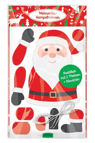 Weihnachts-Hampelmänner, 4260160897568