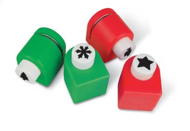Weihnachtliche Minilocher, 4260160897032