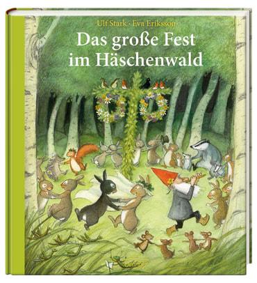 Das große Fest im Häschenwald, 9783789104916