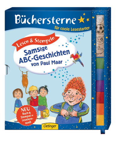Lesen & Stempeln, 9783789104985