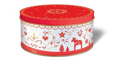 Weihnachtliche Keksdose, 4260160898688