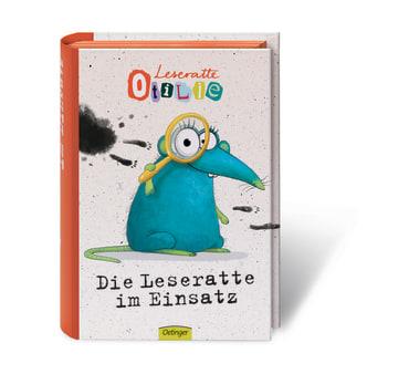 Leseratte Otilie Geheimbuch, 4260512180102
