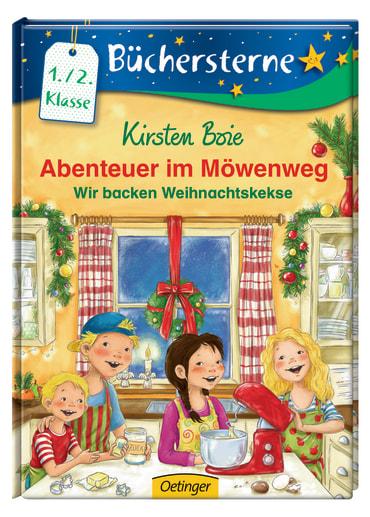 Weihnachtskekse Buch.Abenteuer Im Möwenweg Verlagsgruppe Oetinger