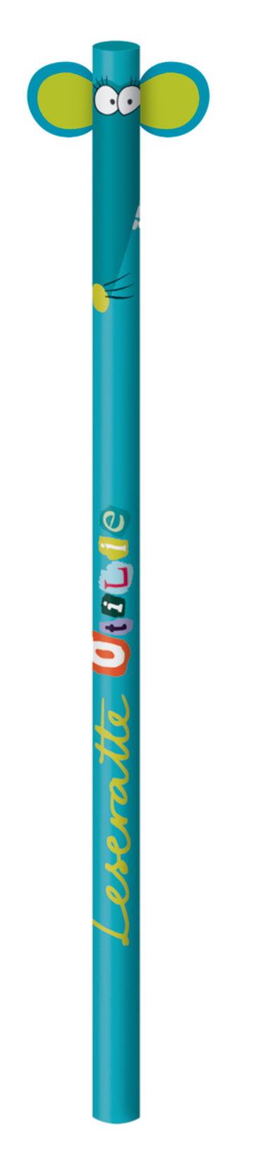 Leseratte Otilie Bleistift, 4260160899593