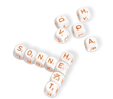 Leseratte Otilie Buchstaben-Salat, 4260160899661