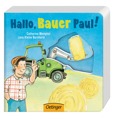 Hallo, Bauer Paul!, 9783789104527