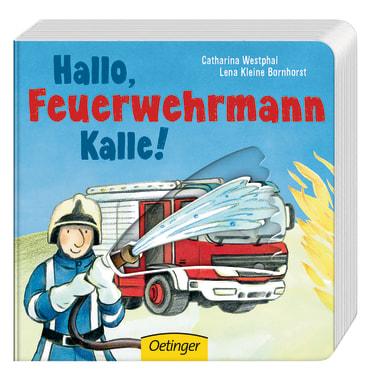 Hallo, Feuerwehrmann Kalle!, 9783789104541