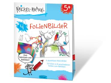 Krickel-Krakel Folienbilder, 4260512180508