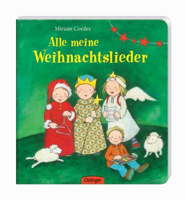 Bekannte Weihnachtslieder Kinder.Alle Meine Weihnachtslieder Verlagsgruppe Oetinger