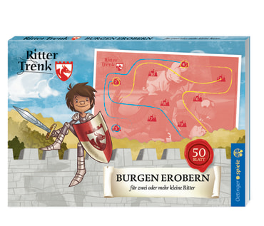 Ritter Trenk Blockspiel Burgen erobern, 4260160898824
