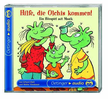 Hilfe, die Olchis kommen!, 9783837300055
