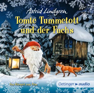 Tomte Tummetott und der Fuchs, 9783837304886