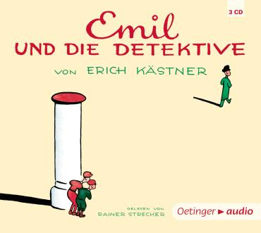 Emil und die Detektive, 9783837305258