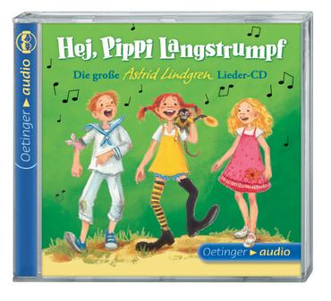 Hej, Pippi Langstrumpf, 4260173788075