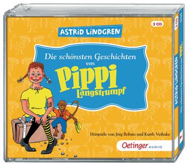 Die schönsten Geschichten von Pippi Langstrumpf, 9783837307696