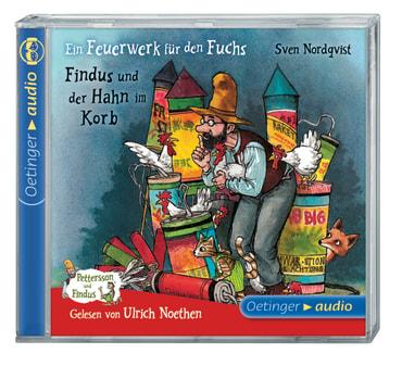 Ein Feuerwerk für den Fuchs/Findus und der Hahn im Korb, 9783837307740