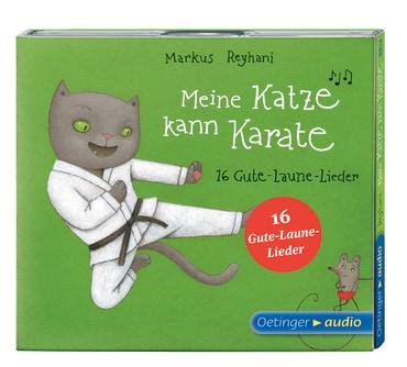 Meine Katze kann Karate, 4260173788143
