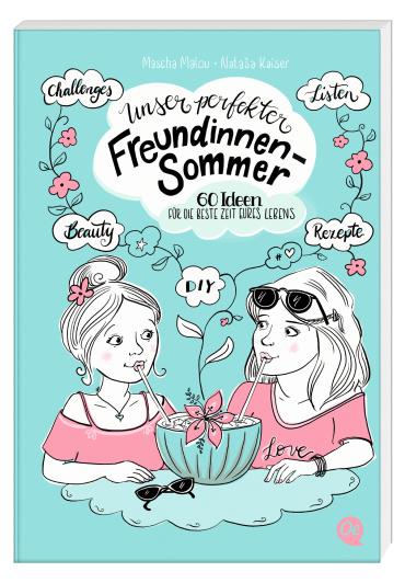 Unser perfekter Freundinnensommer, 9783841505934