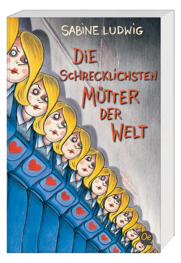 Die schrecklichsten Mütter der Welt, 9783841502445