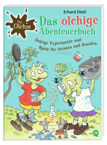 Das olchige Abenteuerbuch, 9783841505903