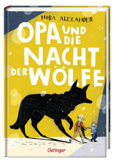 Opa und die Nacht der Wölfe, 9783789109546
