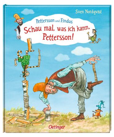 Schau mal, was ich kann, Pettersson!, 9783789112959