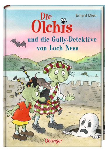 Die Olchis und die Gully-Detektive von Loch Ness, 9783789113390