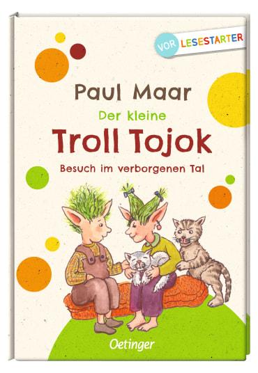 Der kleine Troll Tojok, 9783789113406