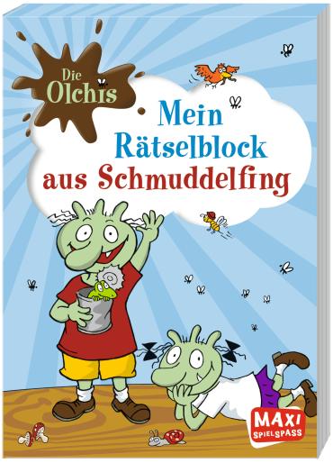 MAXI Die Olchis, 9783770701858