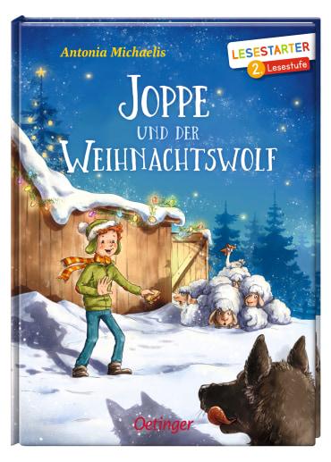 Joppe und der Weihnachtswolf, 9783789110597