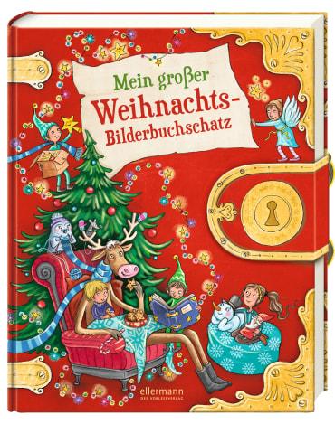 Mein großer Weihnachtsbilderbuchschatz, 9783770701780