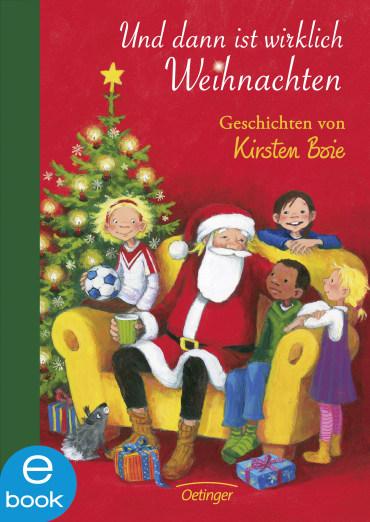 Und dann ist wirklich Weihnachten, 9783862741199