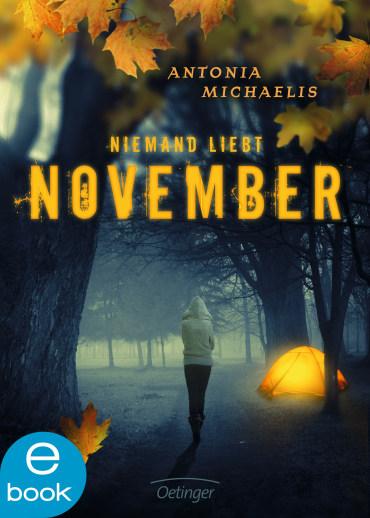 Niemand liebt November, 9783862748259
