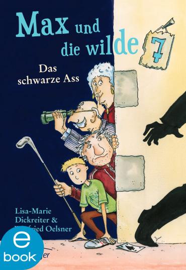 Max und die wilde Sieben, 9783862743926