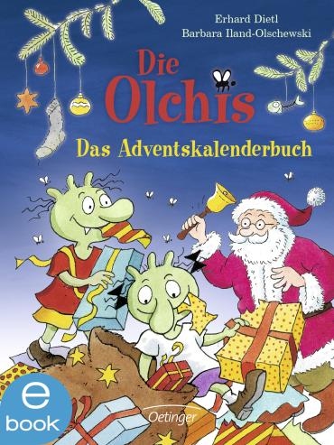 Die Olchis Das Adventskalenderbuch, 9783862746590